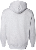 North Wildwood Oars Heavyweight Hooded Pullover - Grey