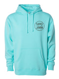 SJ Classic Heavyweight Hooded Pullover - Mint