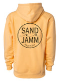 SJ Heavyweight Hooded Pullover - Peach