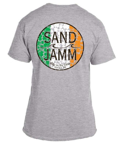 SJ Irish T-Shirt - Grey