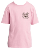 SJ Classic Youth T-Shirt - Light Pink
