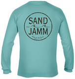 SJ Classic Long Sleeve Shirt - Chalky Mint