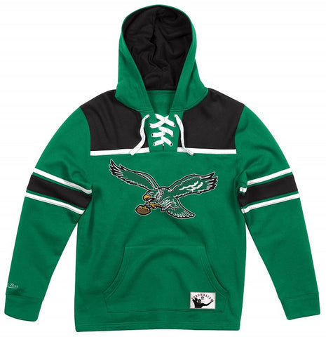 Men's Eagles Hooded Hockey Jersey