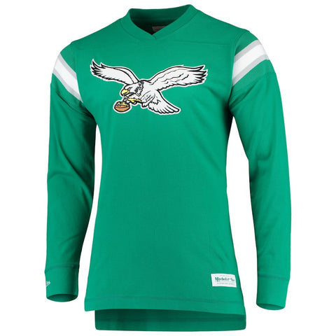 Men's Eagles Team Captain Long Sleeve Shirt