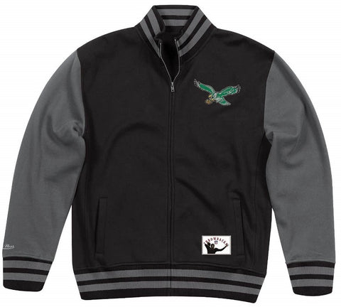 Men's Eagles Varsity Fleece Jacket