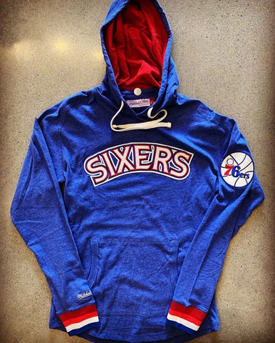 Men's Sixers Lightweight Pullover