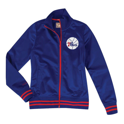 Women's Sixers Track Jacket