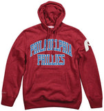 Men's Phillies Playoff Win Hooded Pullover