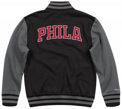 Men's Sixers Varsity Fleece Jacket