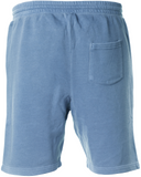 SJ Classic Pigment Dyed Shorts - Slate Blue