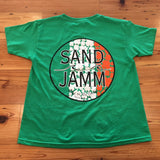 SJ Irish Youth T-Shirt - Green