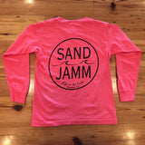 SJ Classic Toddler Long Sleeve Shirt - Watermelon
