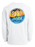SJ Waves Long Sleeve Shirt - White