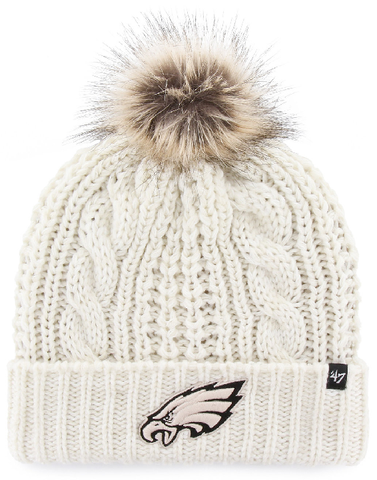 Women's Eagles Meeko Cuffed Winter Hat
