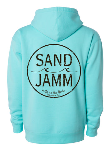 SJ Classic Youth Hooded Pullover - Mint