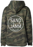 SJ Classic Youth Midweight Hooded Pullover - Camo