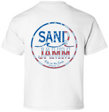 SJ USA Youth T-Shirt - White