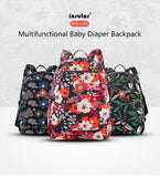 Insular Diaper Bag Fashion Mummy Maternity Nappy Bags Brand Baby Travel Backpack Diaper Organizer Nursing Bag For Baby Stroller [product_type]  babilov.myshopify.com
