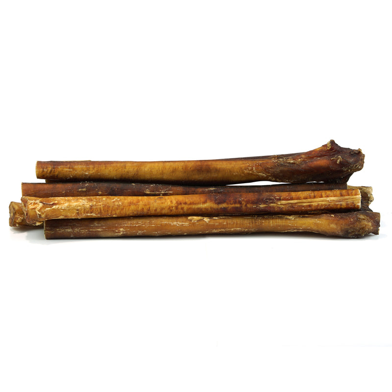 "Angus Beef 12"" Super Thick, Low Odor Bully Stick"