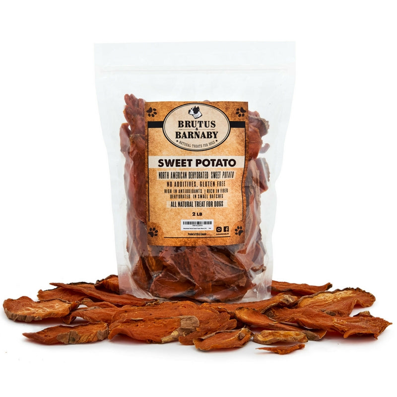 Single Ingredient Dehydrated Sweet Potato Slices