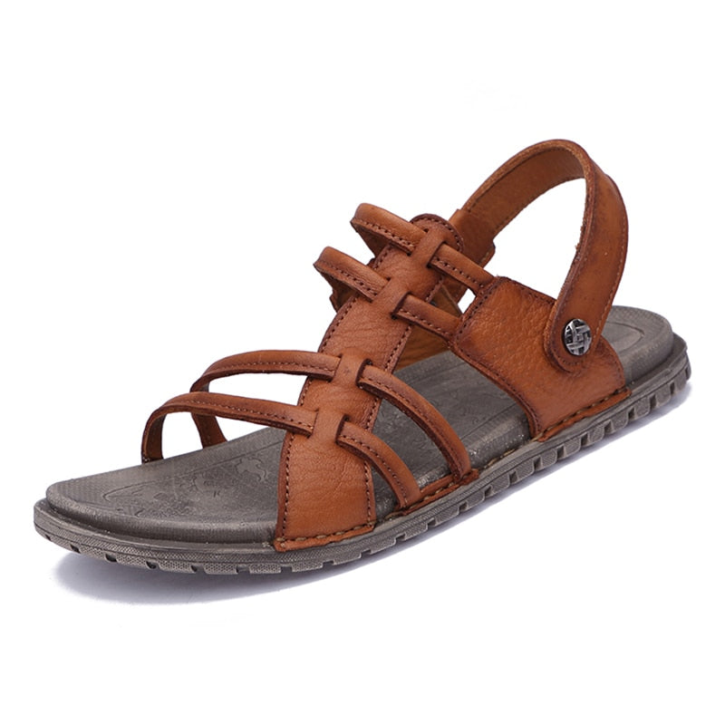 Dwight Leather Sandals