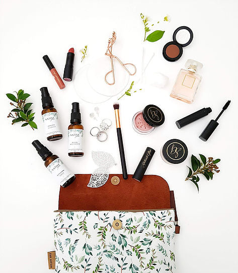 Time for a beauty bag detox..