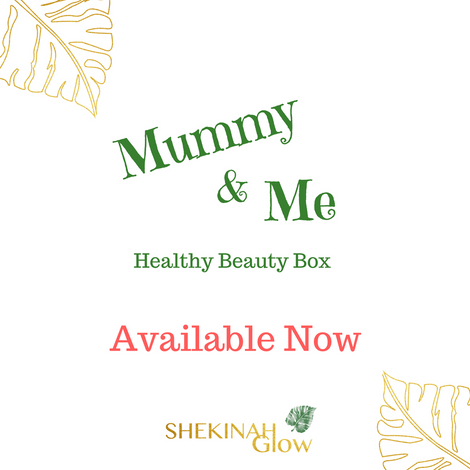 Mummy & Me Healthy Beauty Box