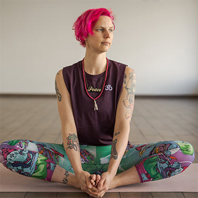 Karo Tak Vegan Yogi, Activist and Vegan Chef