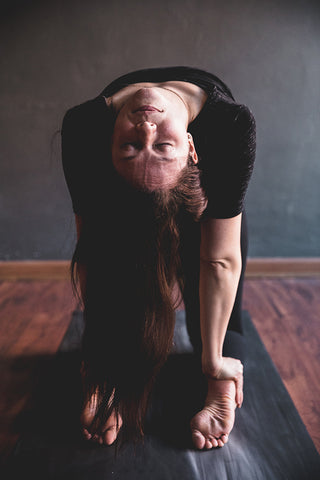 Kayla Hersperger Yoga Is Vegan