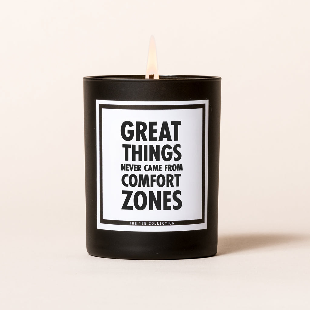 motivational candle