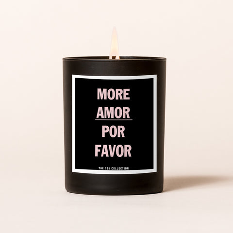 More Amour Por Favor