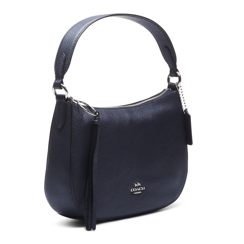 Coach - 52548 - Sutton in Blue Shoulder Bag