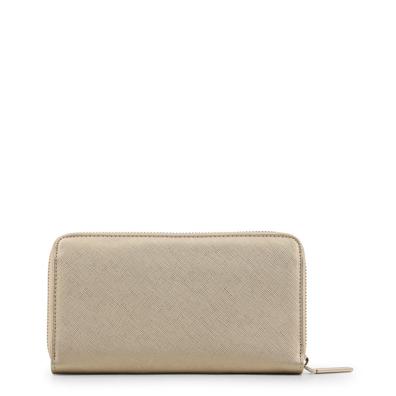Versace Jeans - Wallet - Cream with White Star