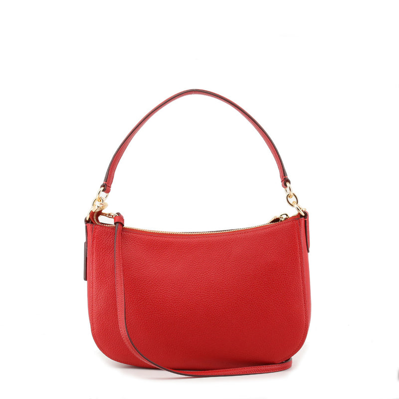 Coach - 56819 - Chelsea in Red Leather Shoulder Bag