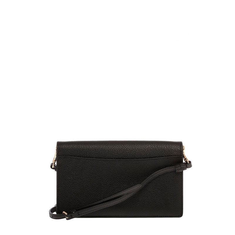 Coach - 87401 Hayden Foldover Crossbody Clutch Black