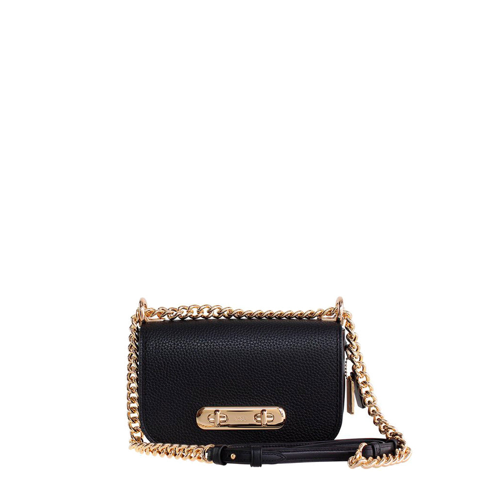 Coach - 87321 - Swagger Leather Black Crossbody Bag