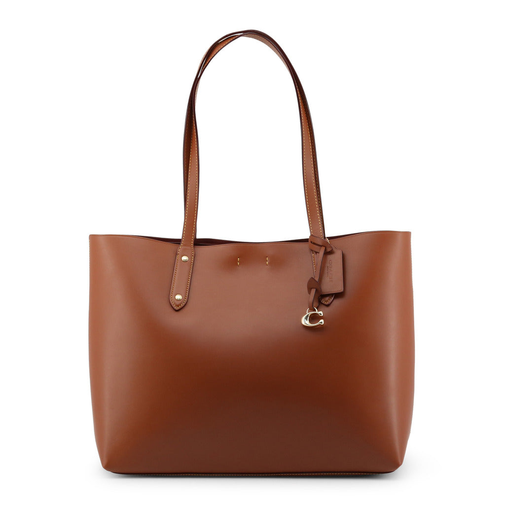 Coach - 69450 Central Tote 1941 Saddle/Gold