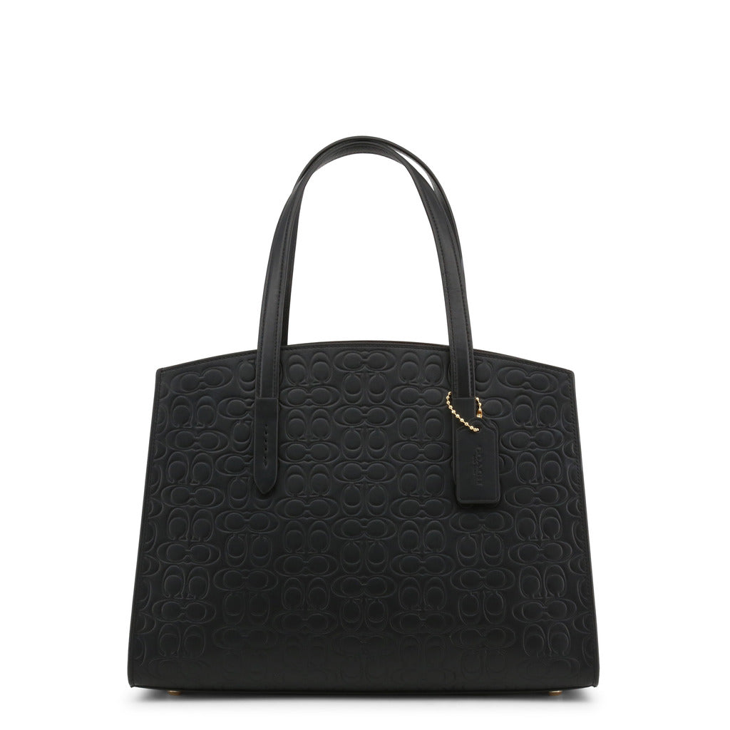 Coach - 51728 Charlie Carryall in Signature Leather
