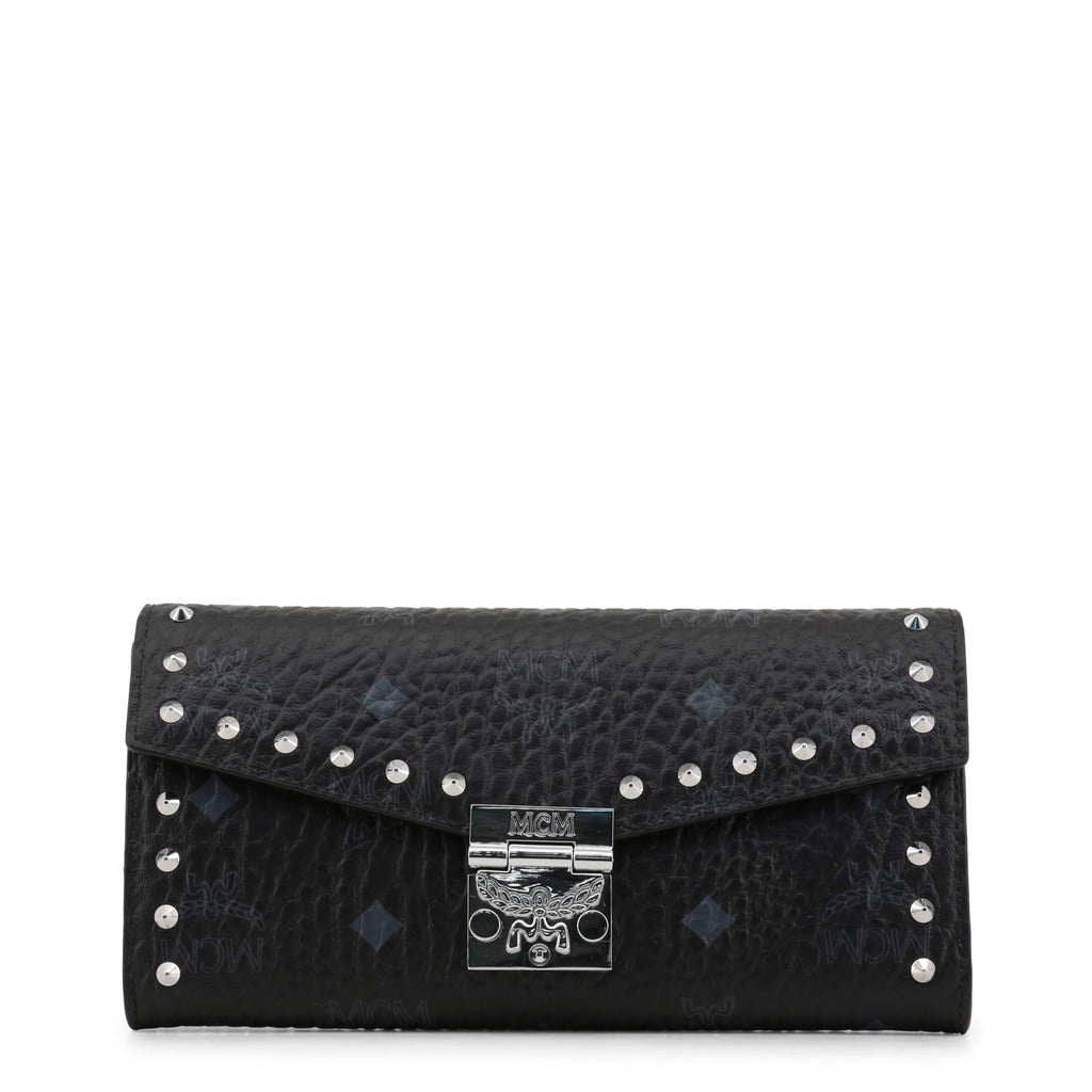 MCM - MYL8SPA30 - Leather clutch bag