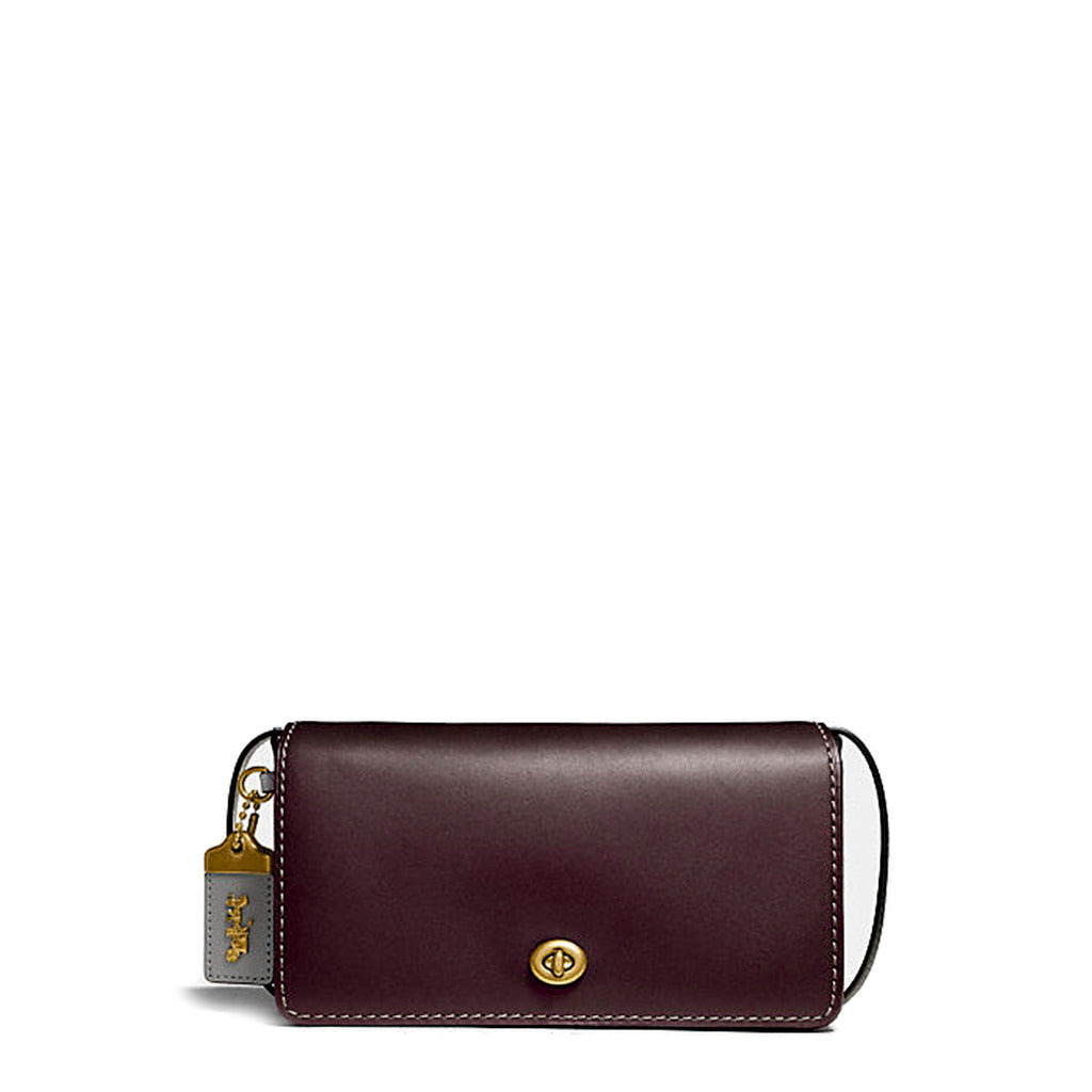 Coach - 28555 - Dinky In Colorblock Leather Crossbody Bag