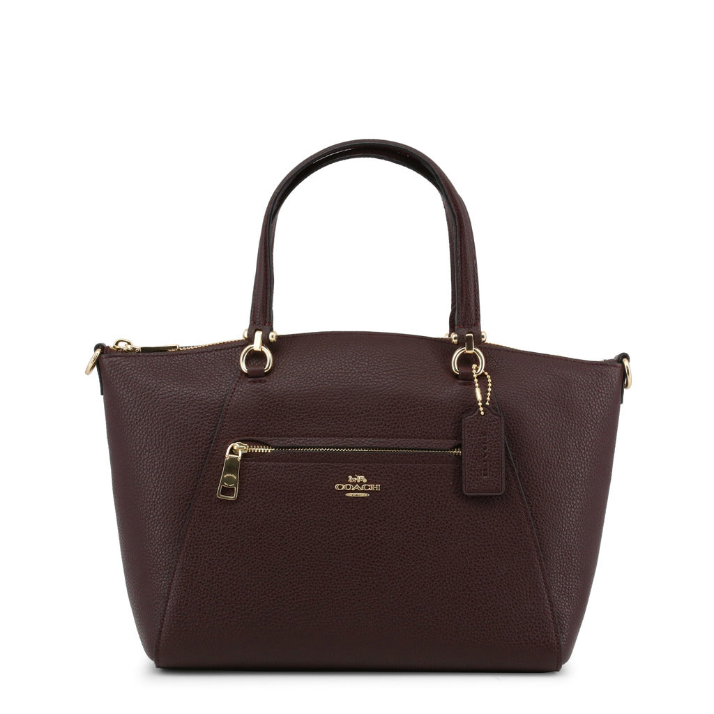 Coach - 58874 - Prairie Satchel Rich Leather Handbag