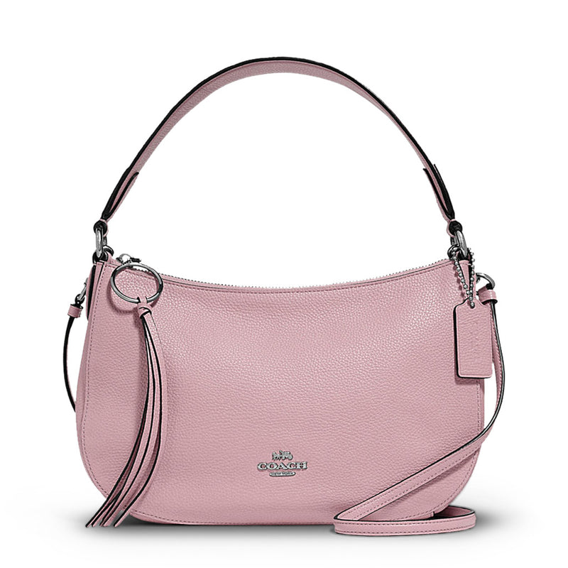 Coach - 52548 - Sutton in Pink Leather Shoulder Bag