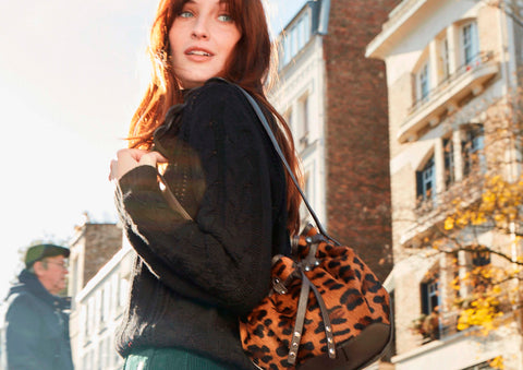 Sac Rodeo Leopardo