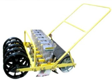 JP-6  Six Row Push Seeder