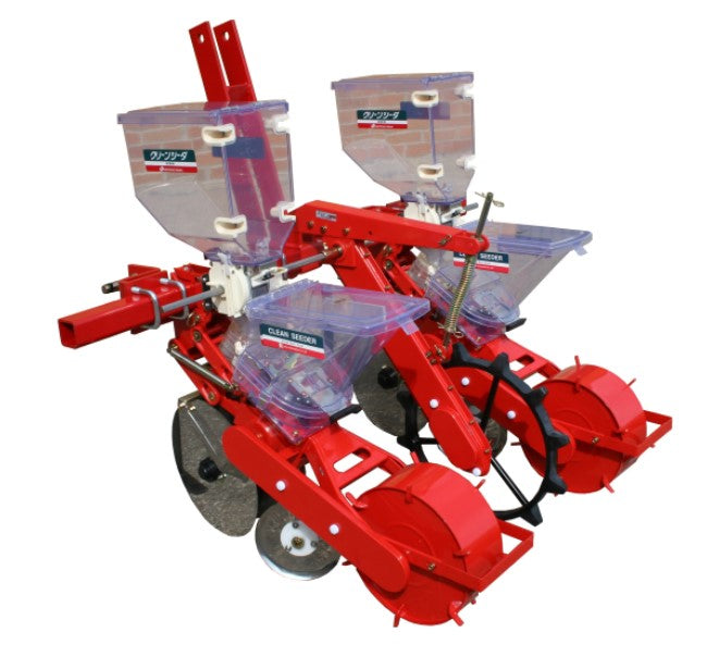 TDF2   Complete 2 Row TDR-U Seeder with TD-2K Fertilizer System