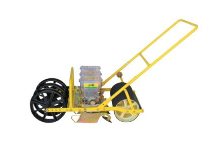 JP-3  Three Row Push Seeder