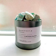"Load image into Gallery viewer, ""MANIFEST"" Amazonite Aromatherapy Diffuser - Ethereal Haze"