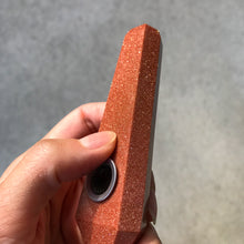 Load image into Gallery viewer, Orange Goldstone Pipe - Ethereal Haze