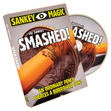 Smashed (With US Coin) by Jay Sankey