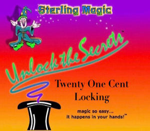 21 Cent Trick, Locking - Sterling
